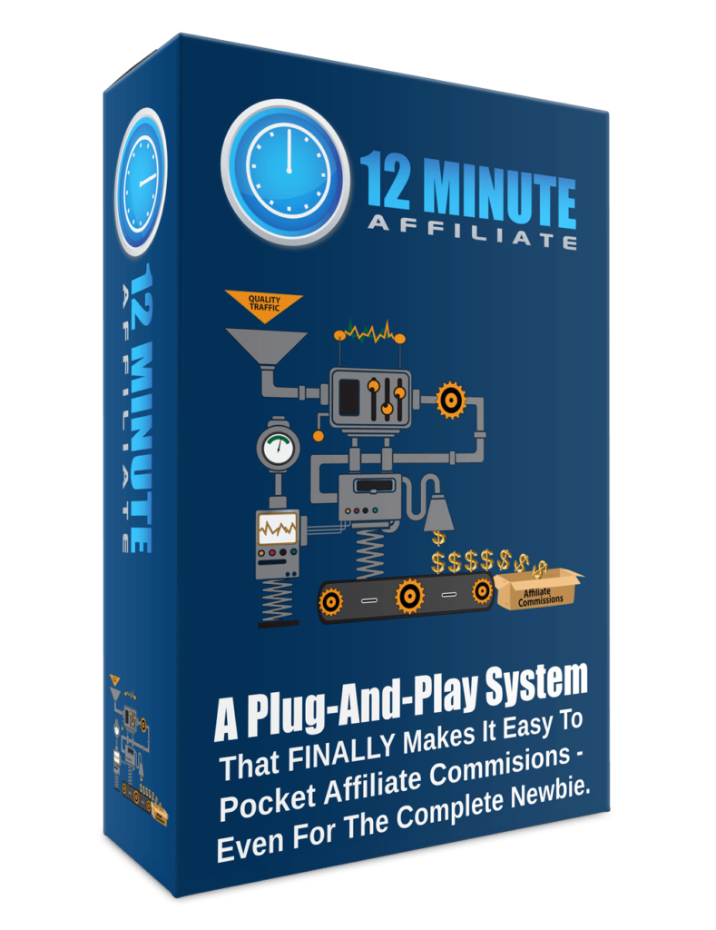 the 12 minute affiliate system does it work
