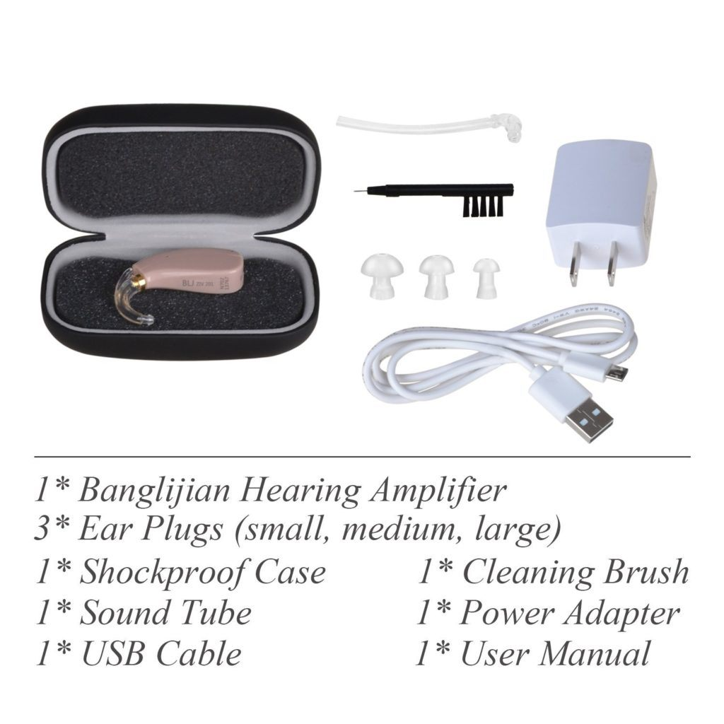 Banglijian Hearing Amplifier Review