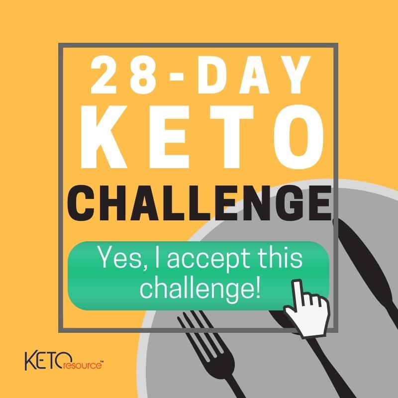 28day keto challenge plan