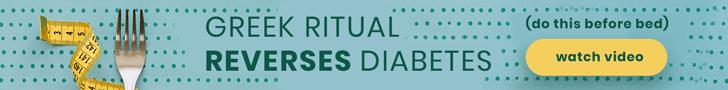 Greek ritual reverse diabetes