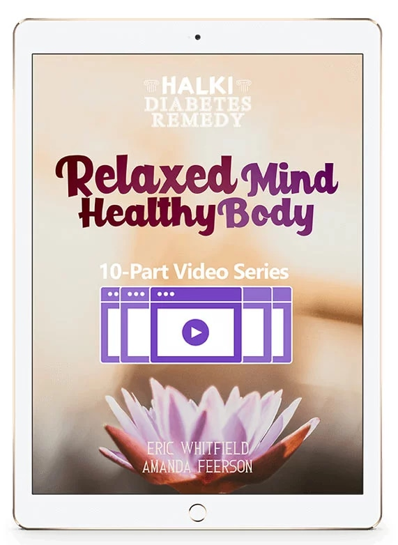 relaxed mind healthy body