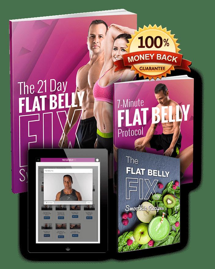 flat belly fix scam