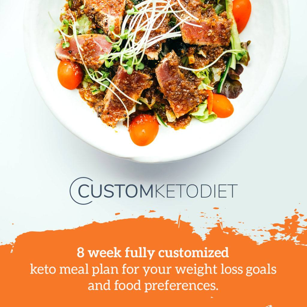 custom keto diet review of the 8 week fully customized keto meal plan