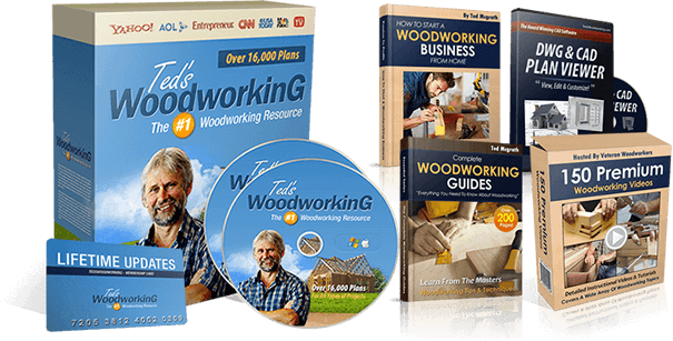 teds woodworking 16000 plans