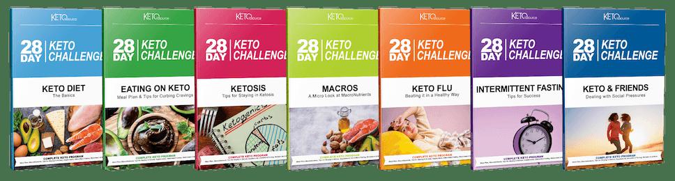 keto resources bundle
