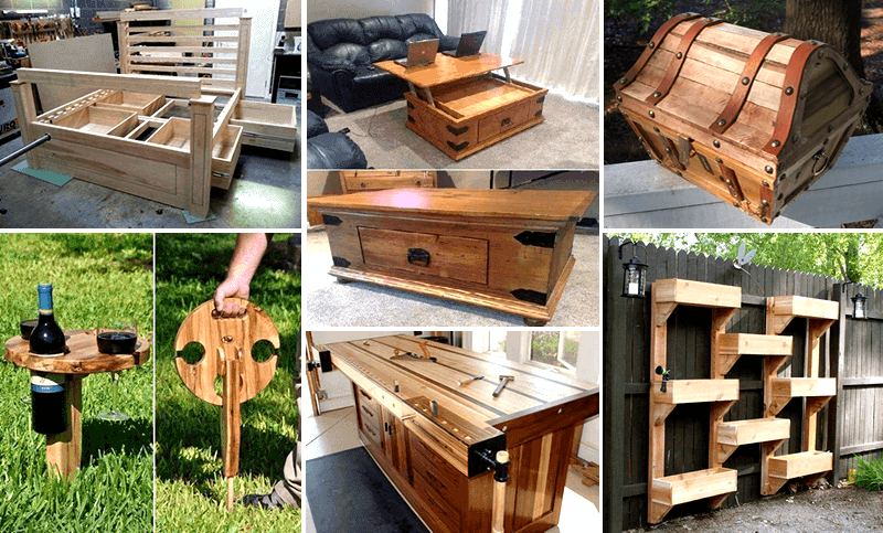 wood projects cool